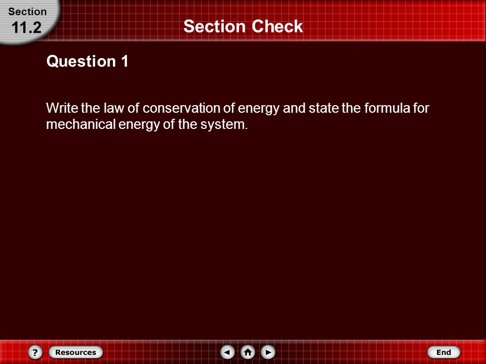 Section Check 11.2 Question 1