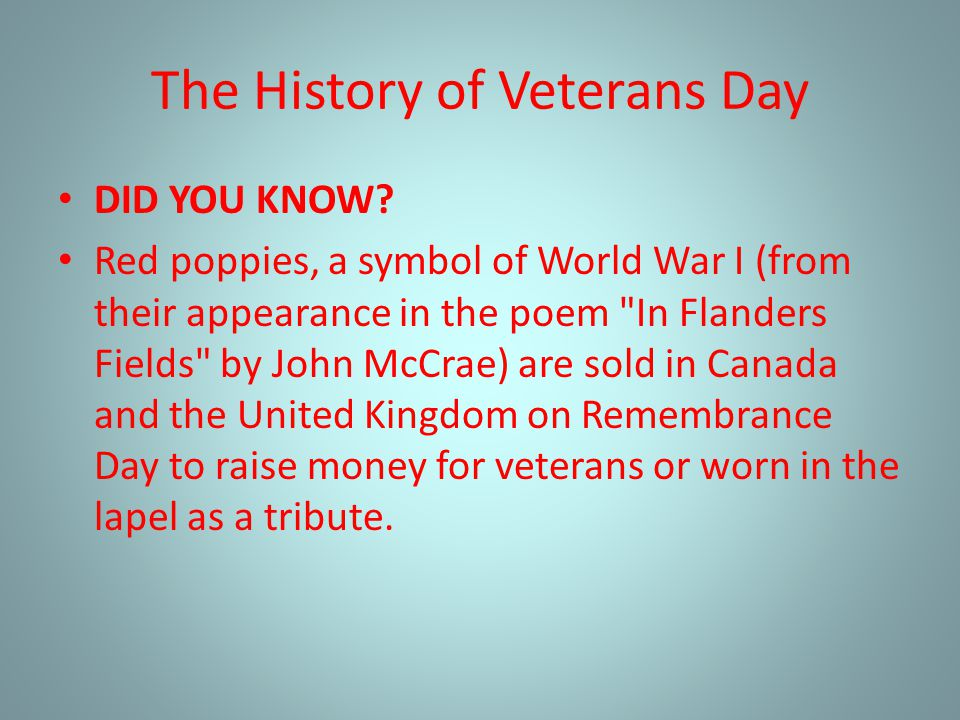 "The Importance of ""In Flanders Fields"" by Colonel John McCrae Essay Sample"