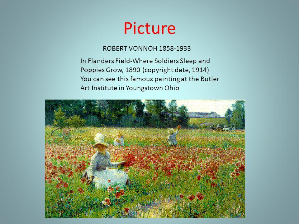 Picture ROBERT VONNOH 1858-1933