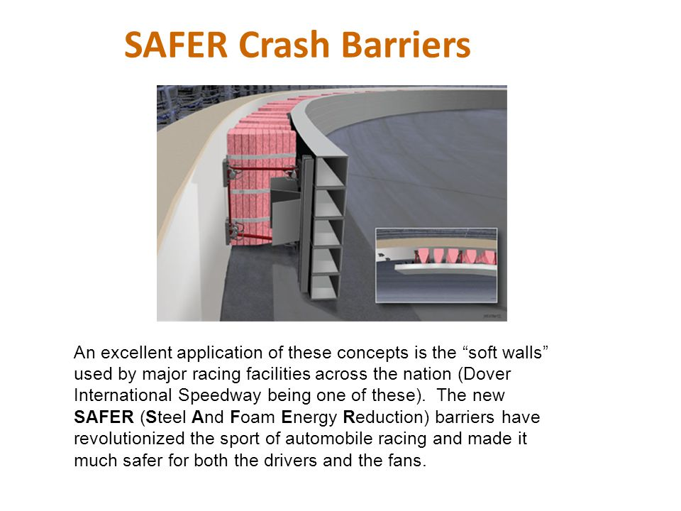 SAFER Crash Barriers