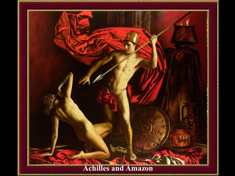Achilles and Amazon