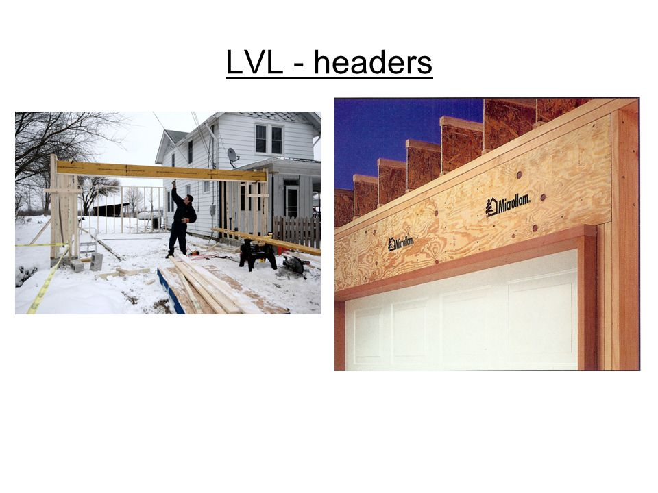 LVL - headers