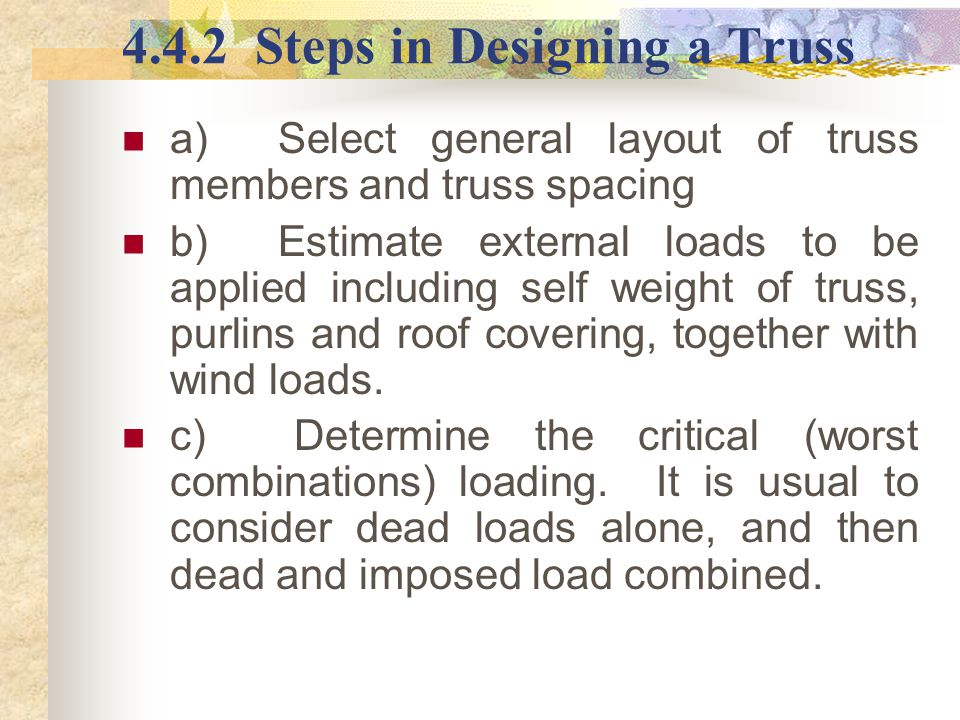 Design Of Structural Members Ppt Video Online Download