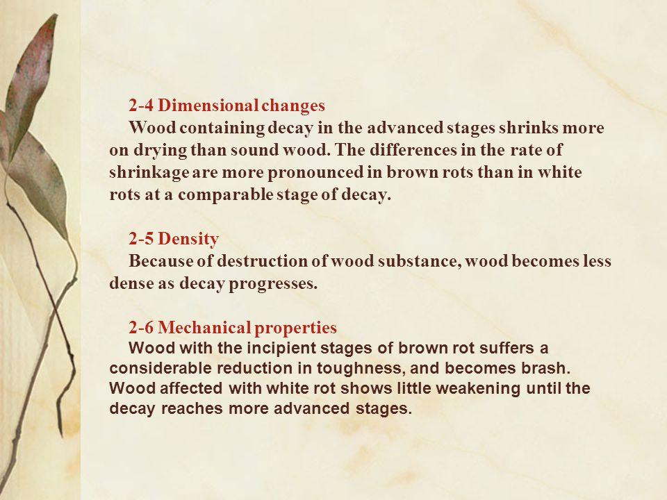 2-6 Mechanical properties