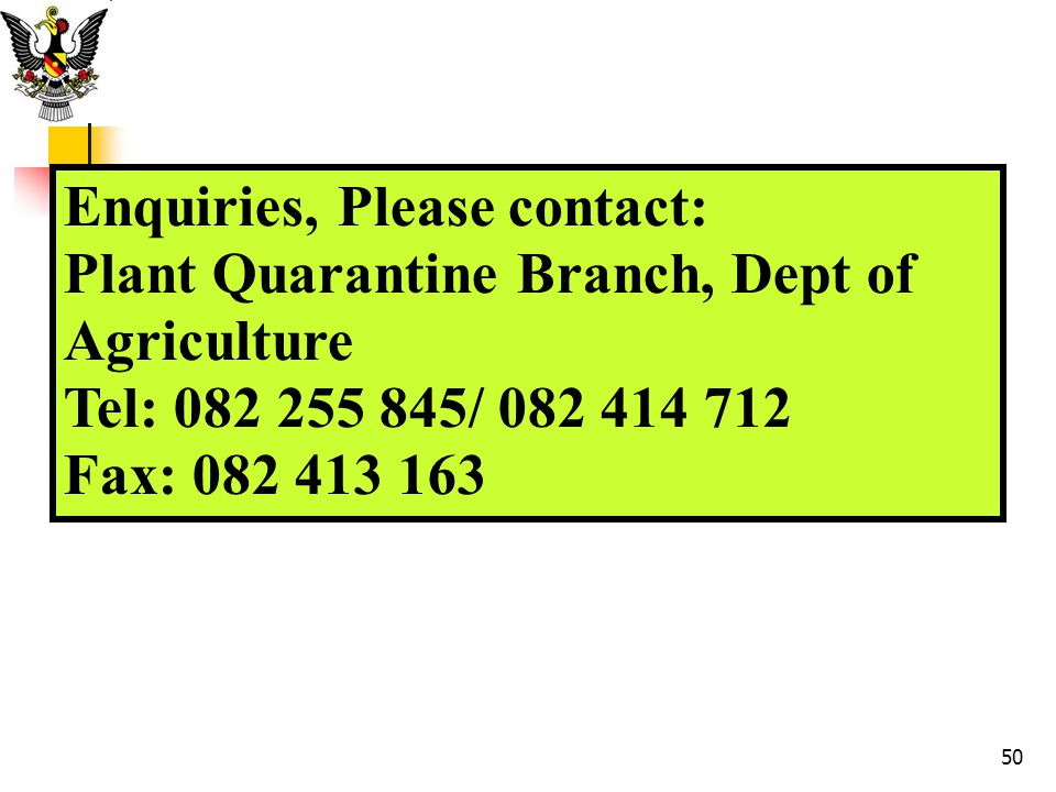 Enquiries, Please contact: