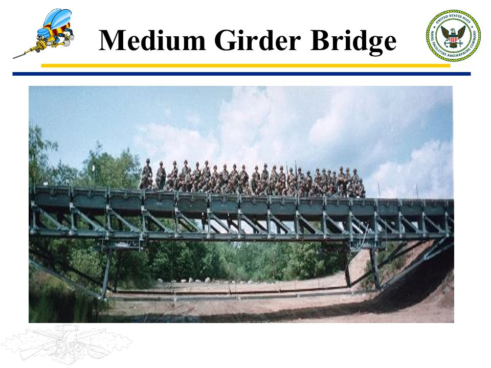 Medium Girder Bridge