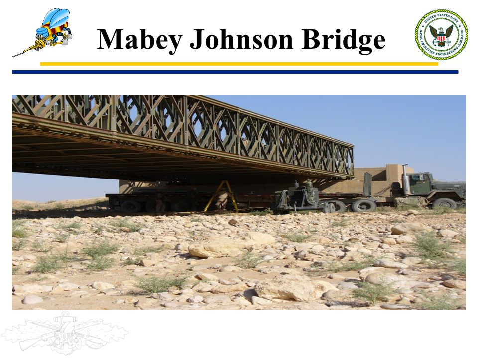 Mabey Johnson Bridge