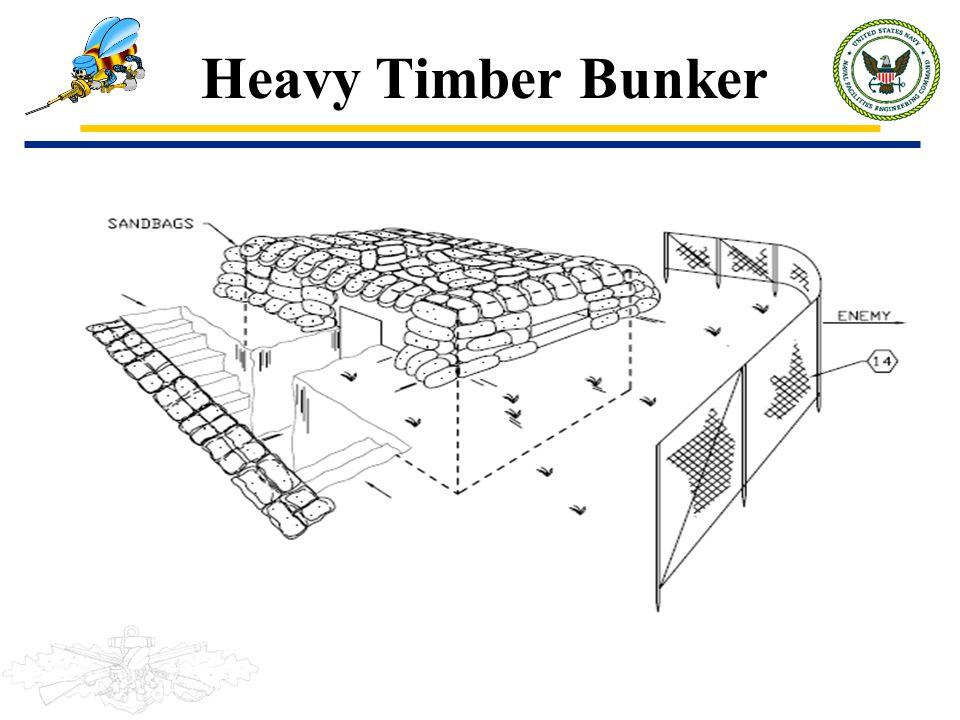 Heavy Timber Bunker