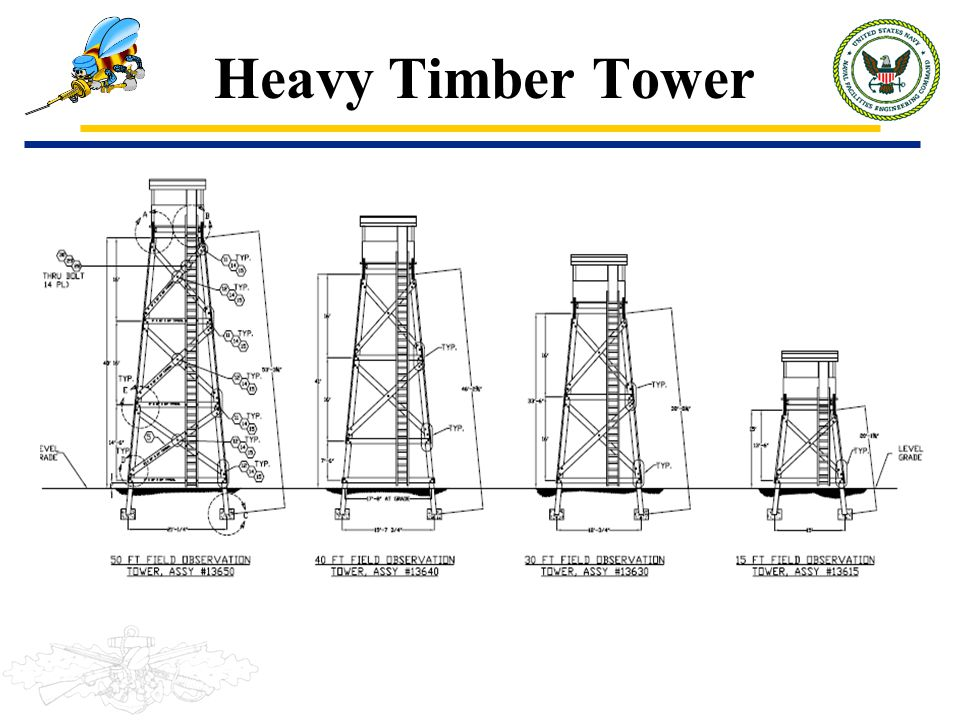 Heavy Timber Tower