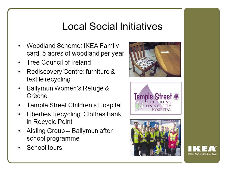 Local Social Initiatives