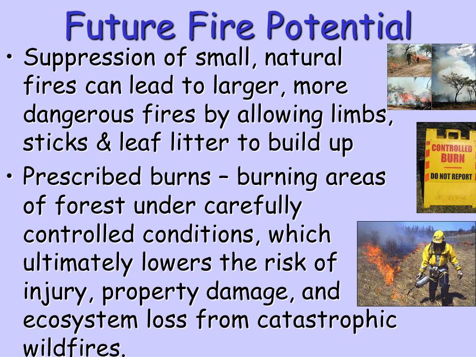 Future Fire Potential