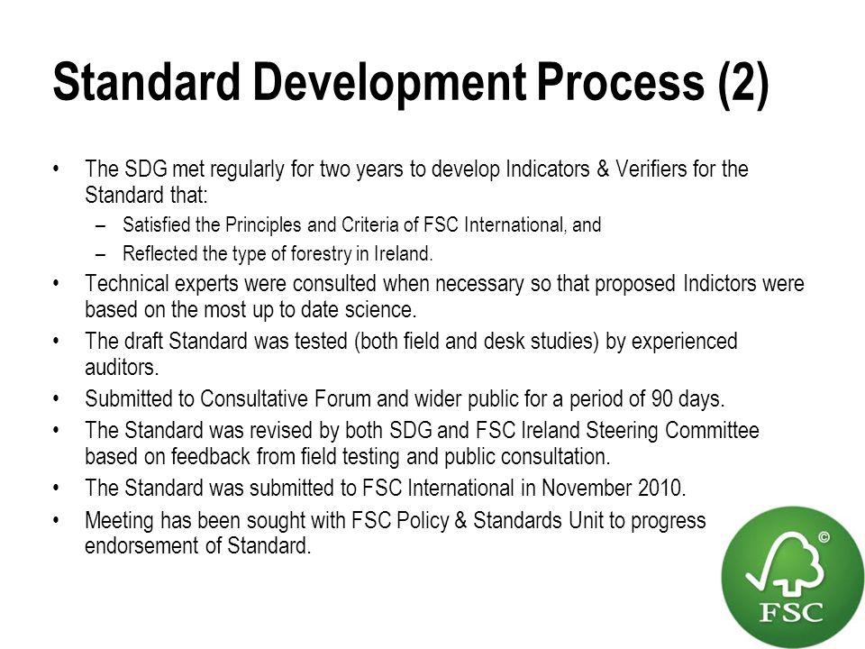 Standard Development Process (2)