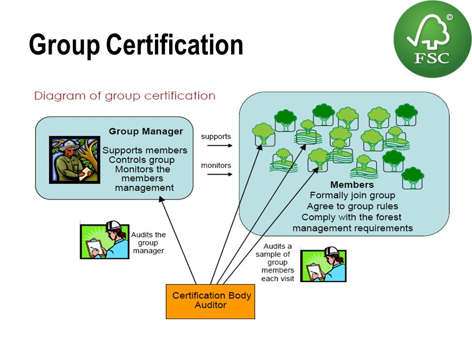 Group Certification