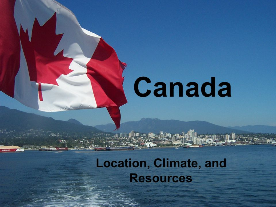 Location, Climate, and Resources