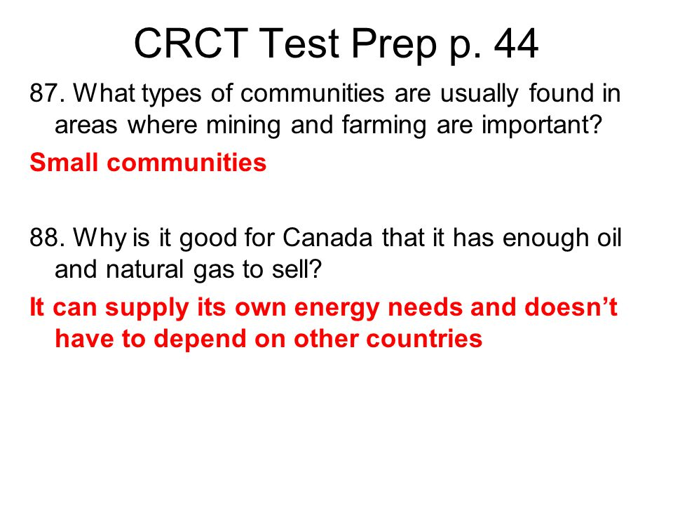 CRCT Test Prep p. 44