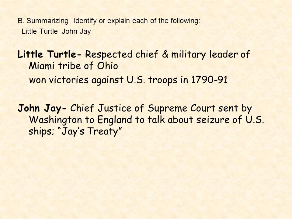 won victories against U.S. troops in 1790-91