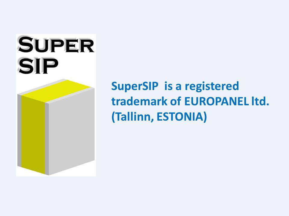 SuperSIP is a registered