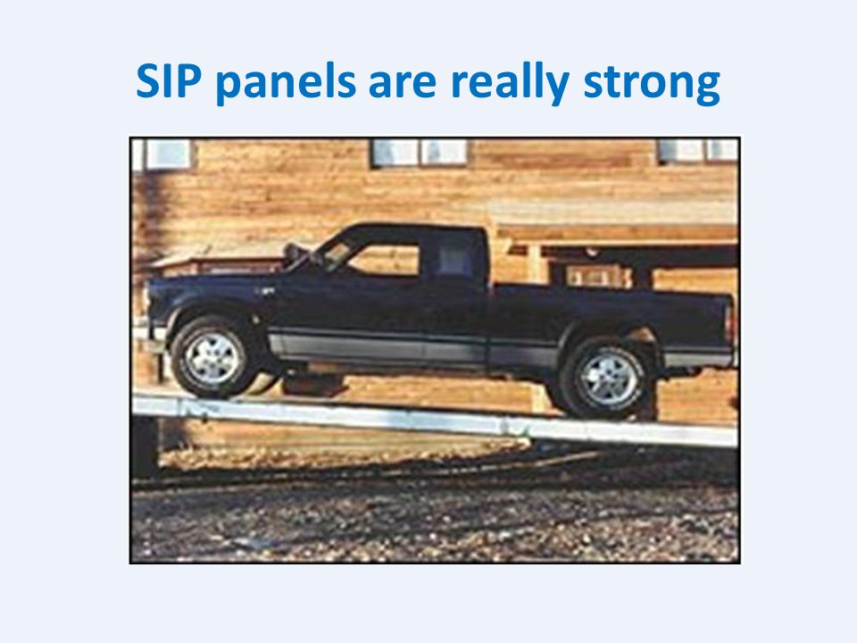 Structural insulated panels ppt video online download for Where to buy sip panels
