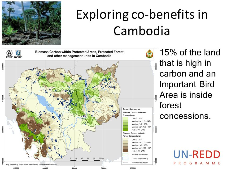 Exploring co-benefits in Cambodia