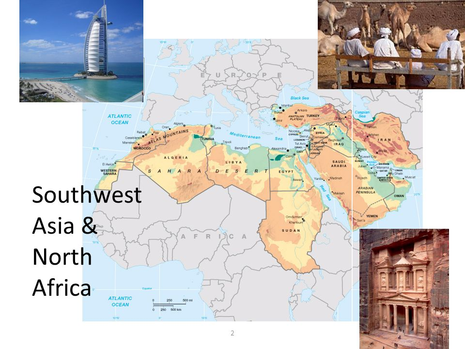 Southwest Asia & North Africa