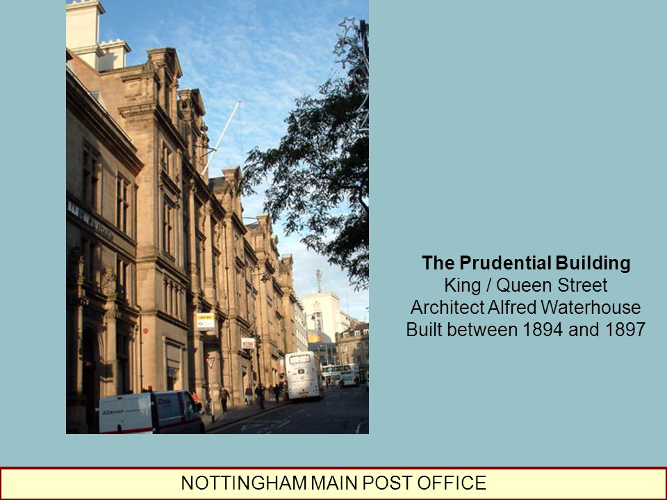 The Prudential Building King / Queen Street