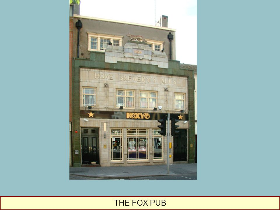 THE FOX PUB