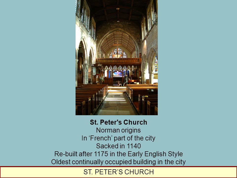 St. Peter s Church