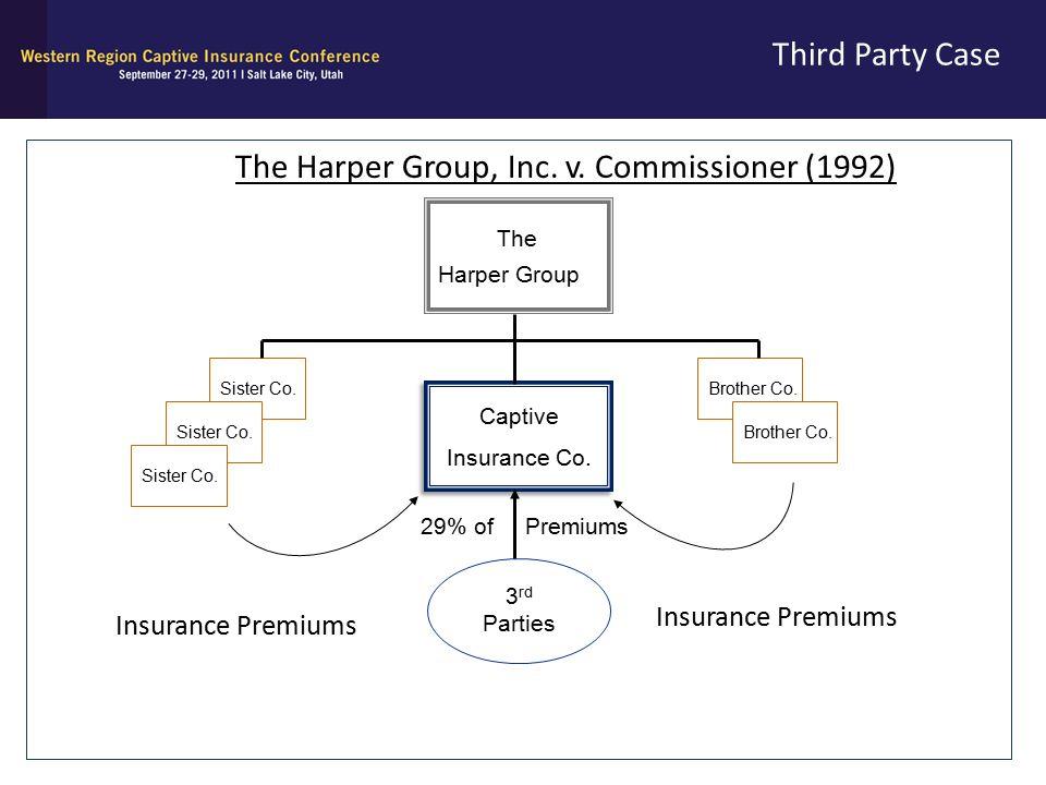 The Harper Group, Inc. v. Commissioner (1992)