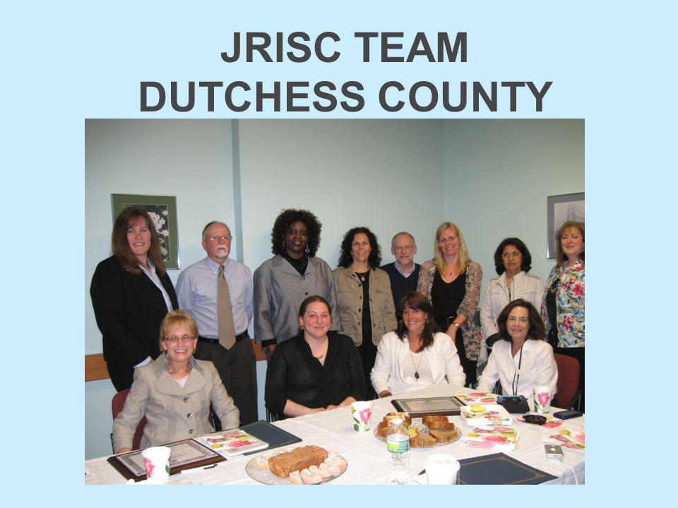 JRISC TEAM DUTCHESS COUNTY