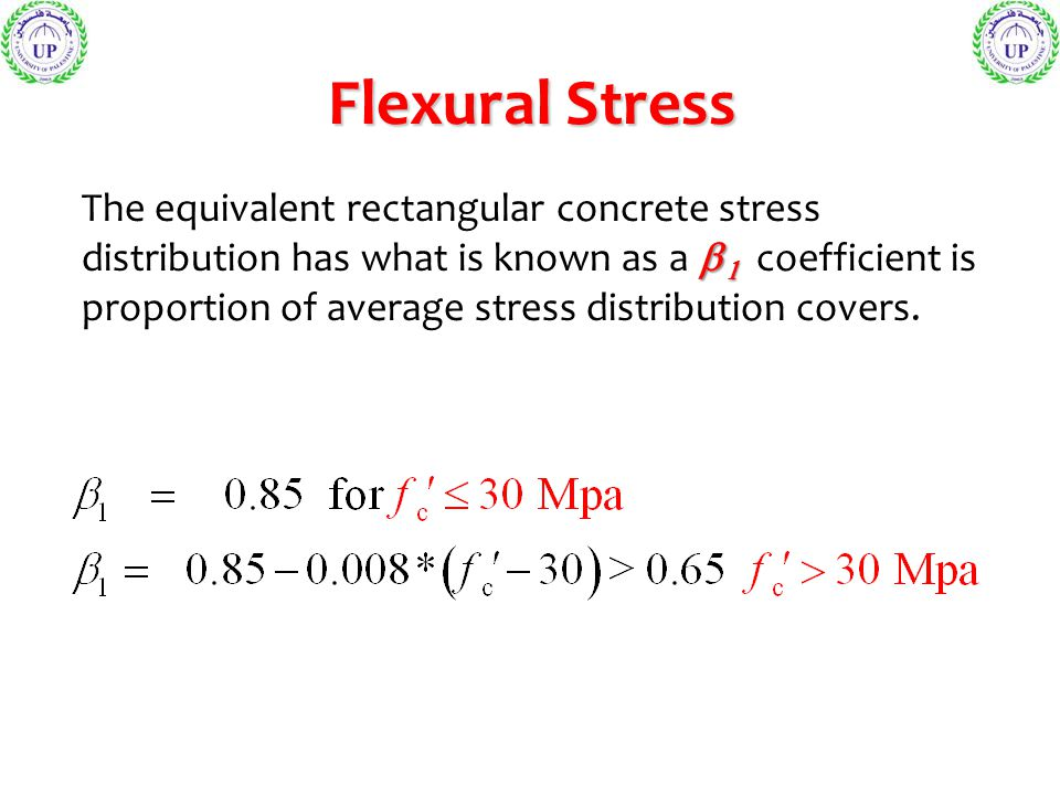 Flexural Stress
