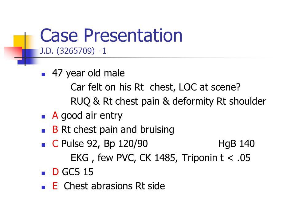 Case Presentation J.D. (3265709) -1