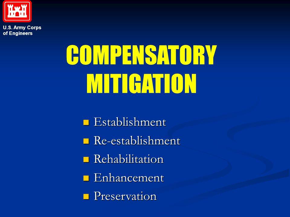 COMPENSATORY MITIGATION