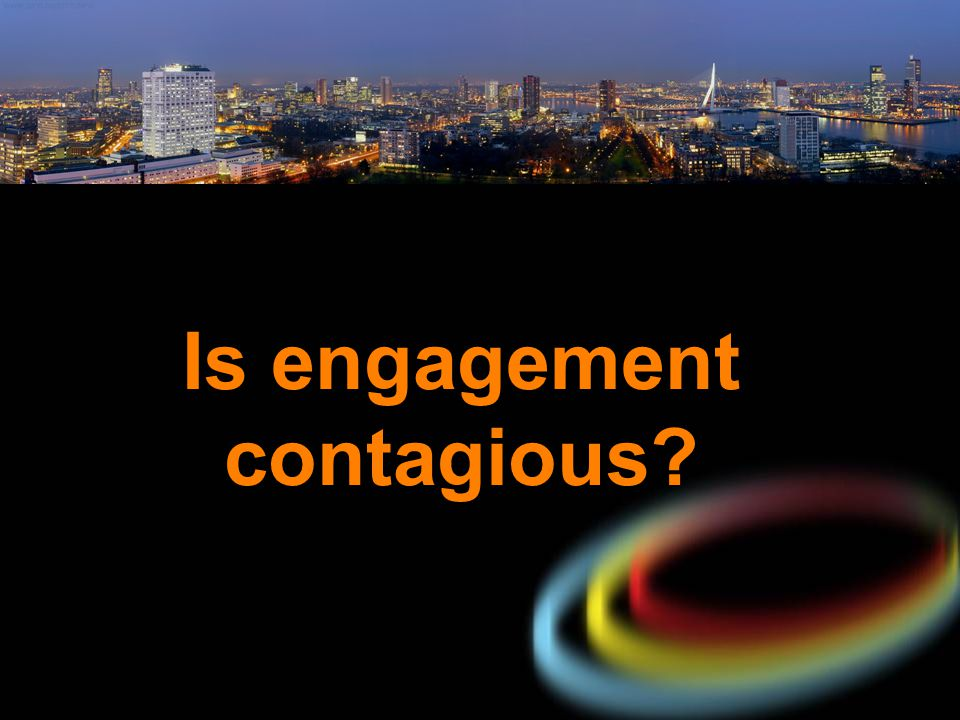 Is engagement contagious