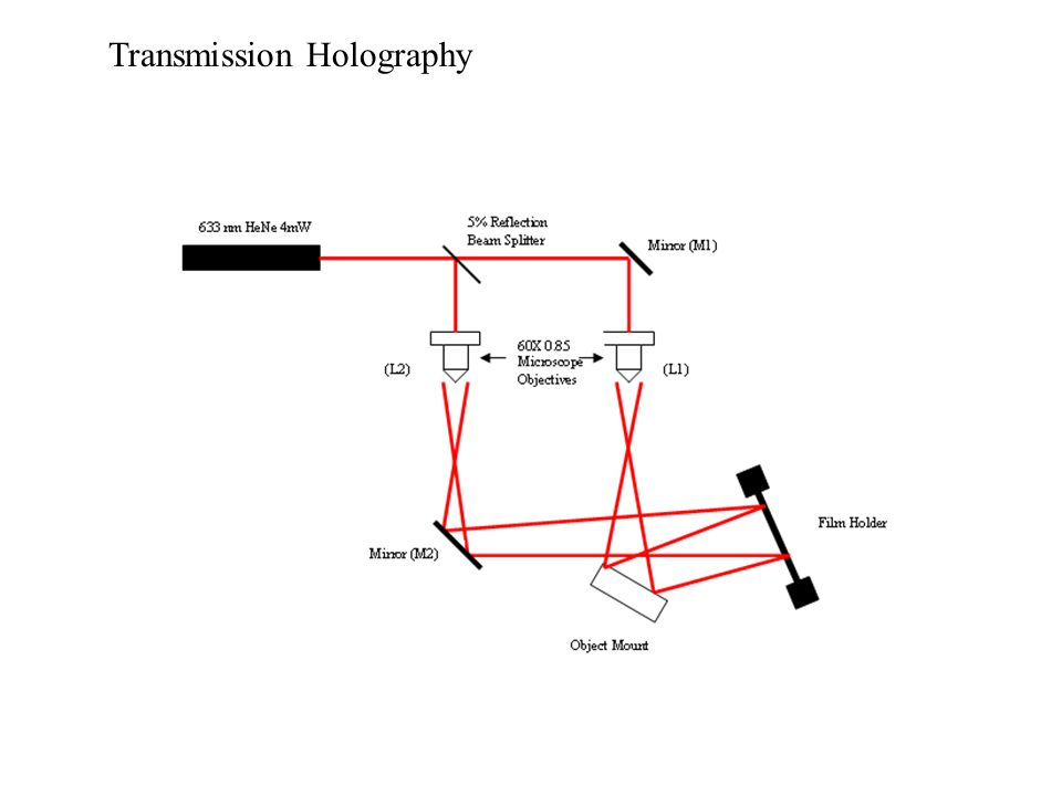 Transmission Holography