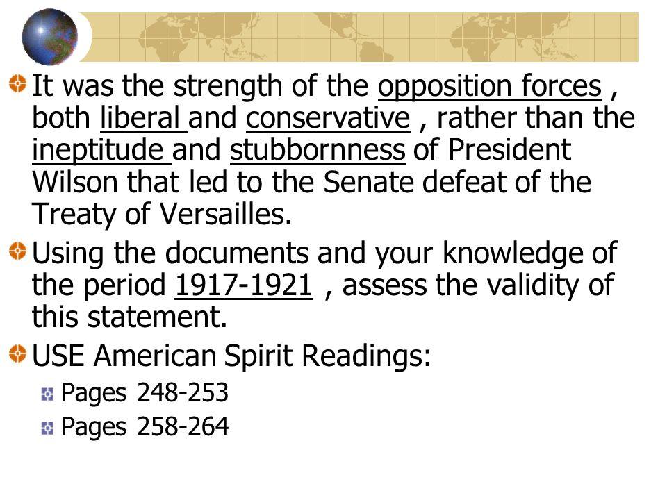 USE American Spirit Readings: