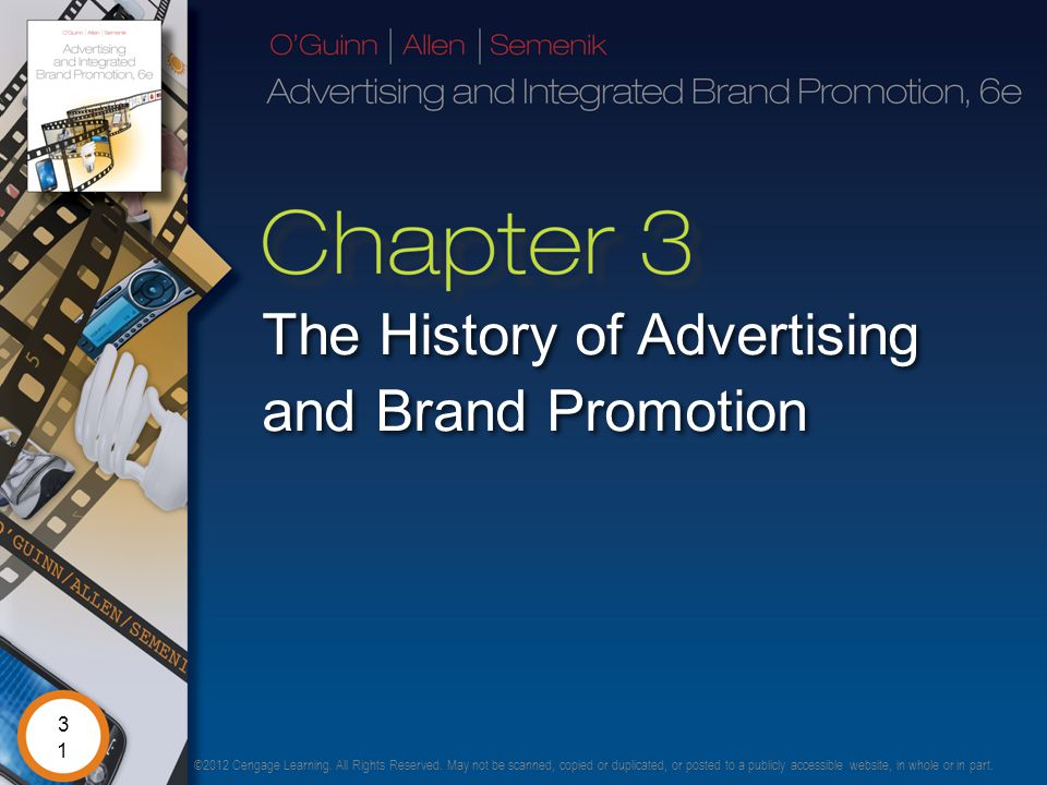 The History of Advertising and Brand Promotion