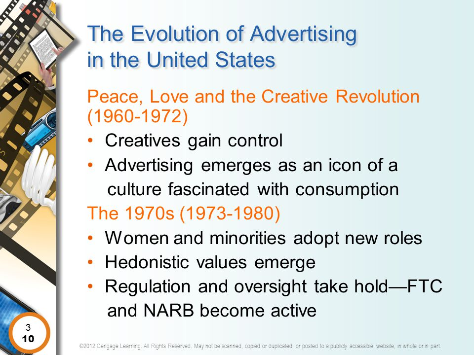 The Evolution of Advertising in the United States