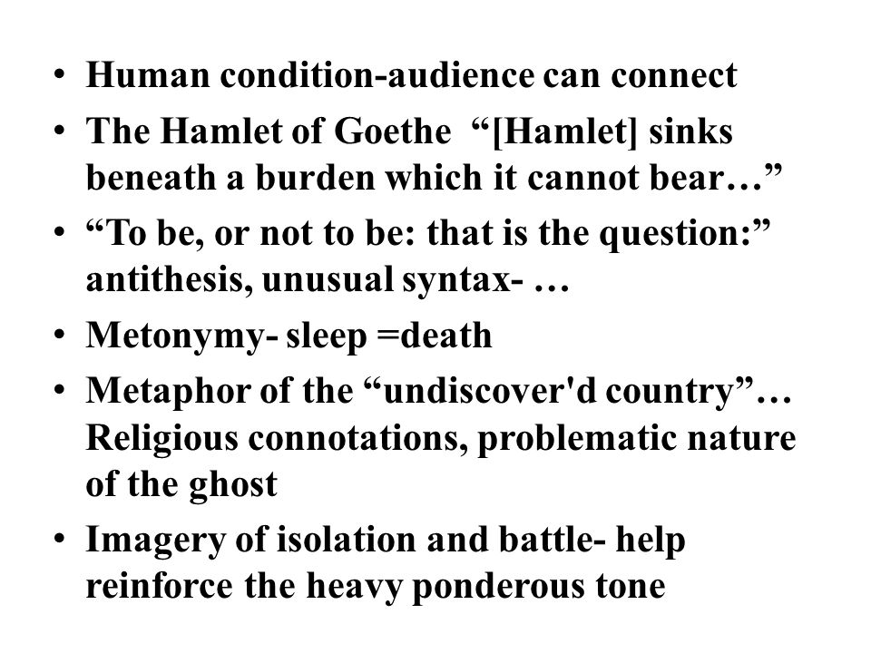 an antithesis in hamlet A look at literary term antithesis, from your trusted shakespeare source.