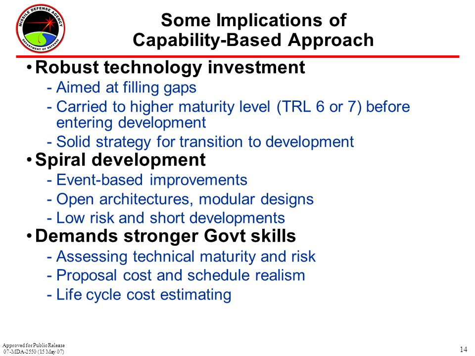 Some Implications of Capability-Based Approach