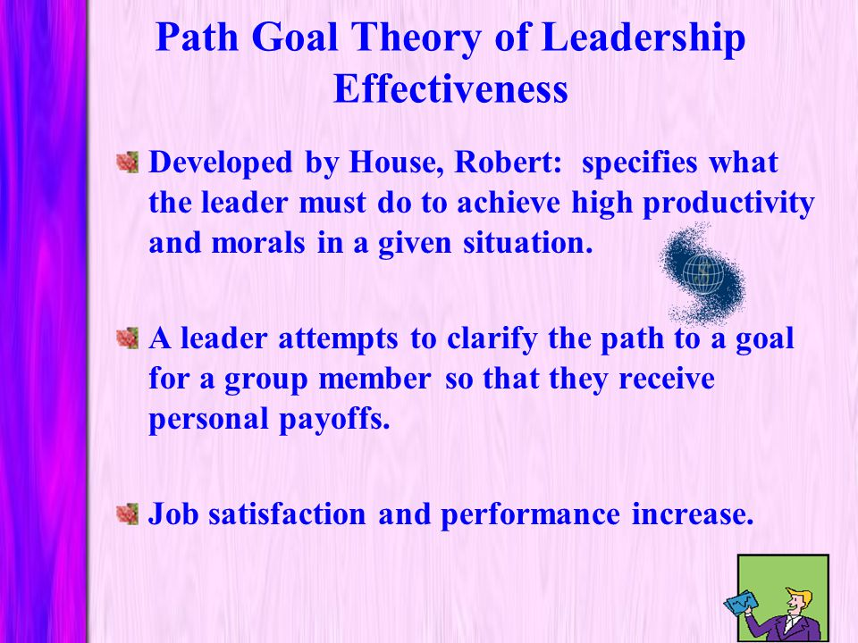 Path Goal Theory of Leadership Effectiveness