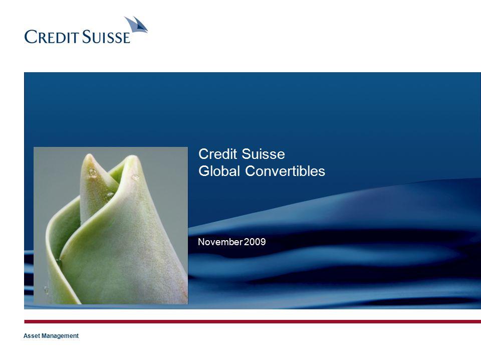 Credit Suisse Global Convertibles