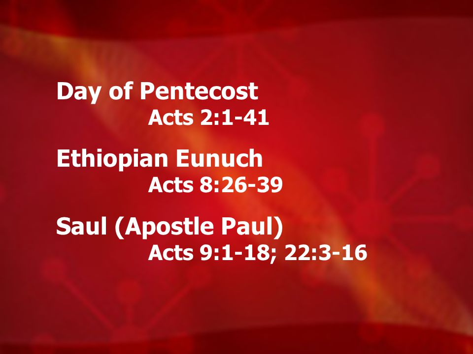 Day of Pentecost Acts 2:1-41