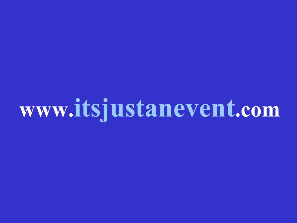 www.itsjustanevent.com