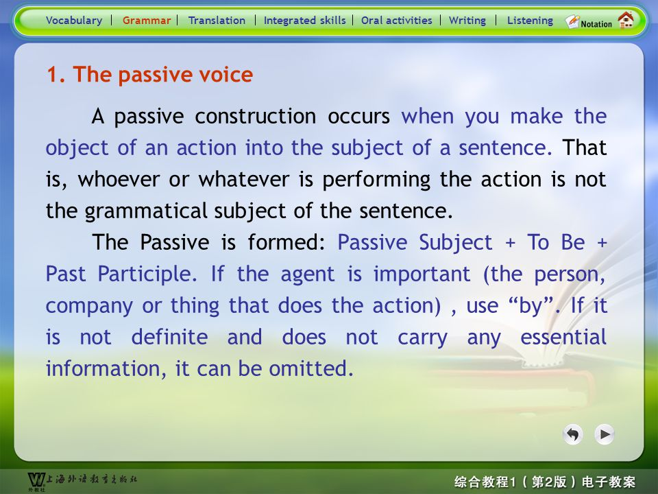Consolidation Activities- Grammar1