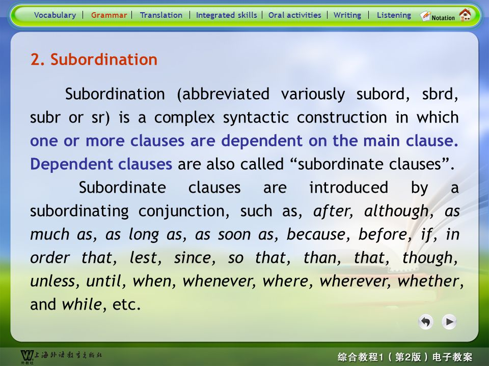 Consolidation Activities- Grammar10
