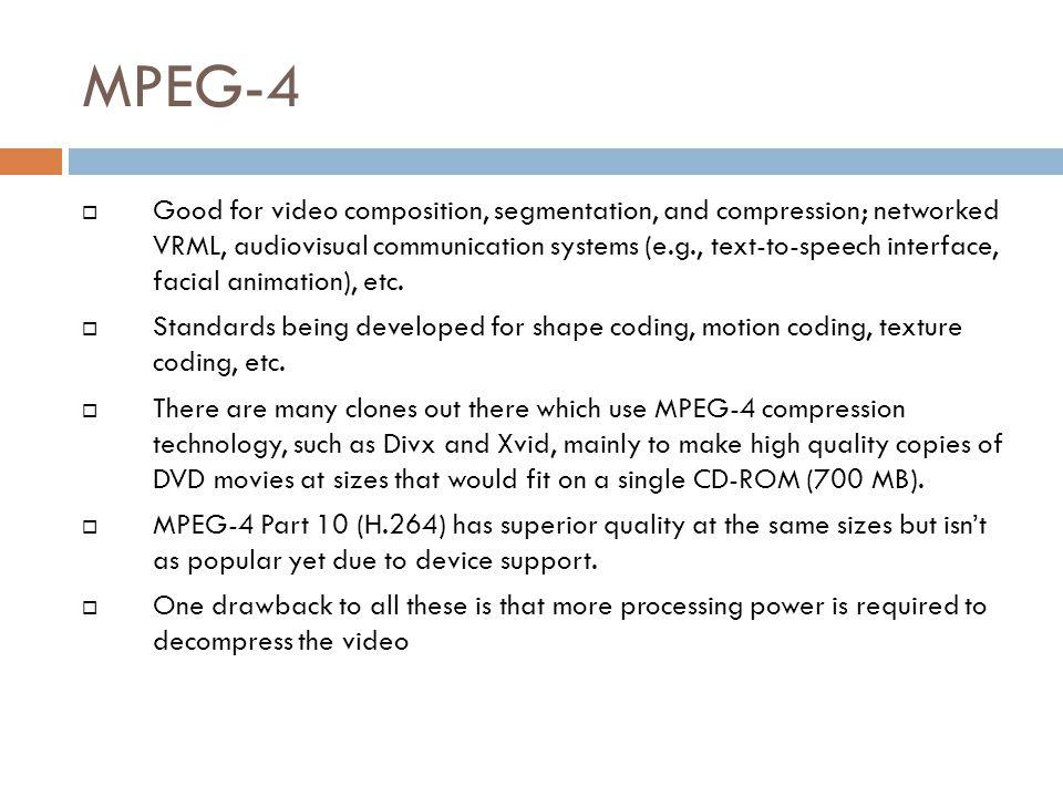 MPEG-4