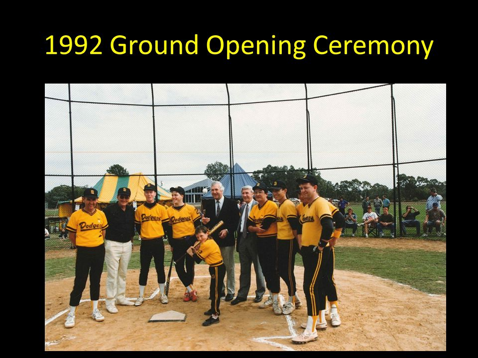 1992 Ground Opening Ceremony