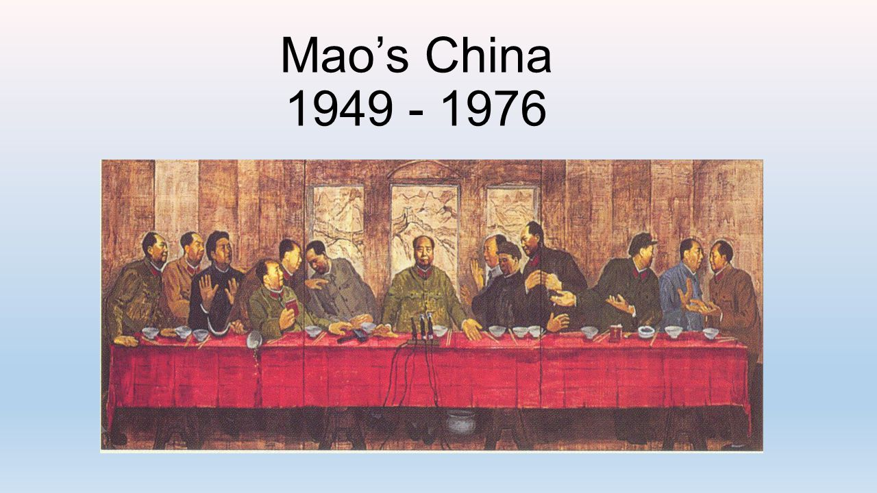 an overview of the chinese economic reform after the death of mao zedong Chinese economic reform under communist rule c two years after the death of mao zedong in 1976, it became apparent to many of china's leaders that economic reform was necessary during his tenure as china's premier, mao had encouraged social movements such as the great leap forward and the cultural revolution which had had as their.