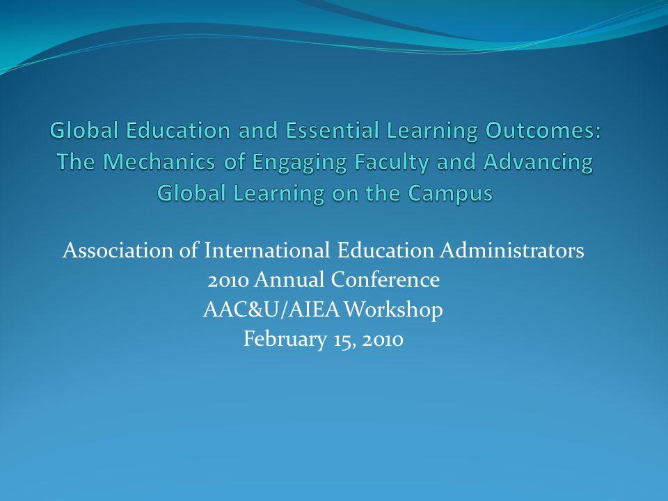 Association of International Education Administrators