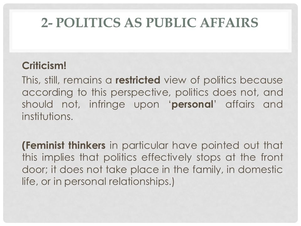 politics and public administration relationship tips